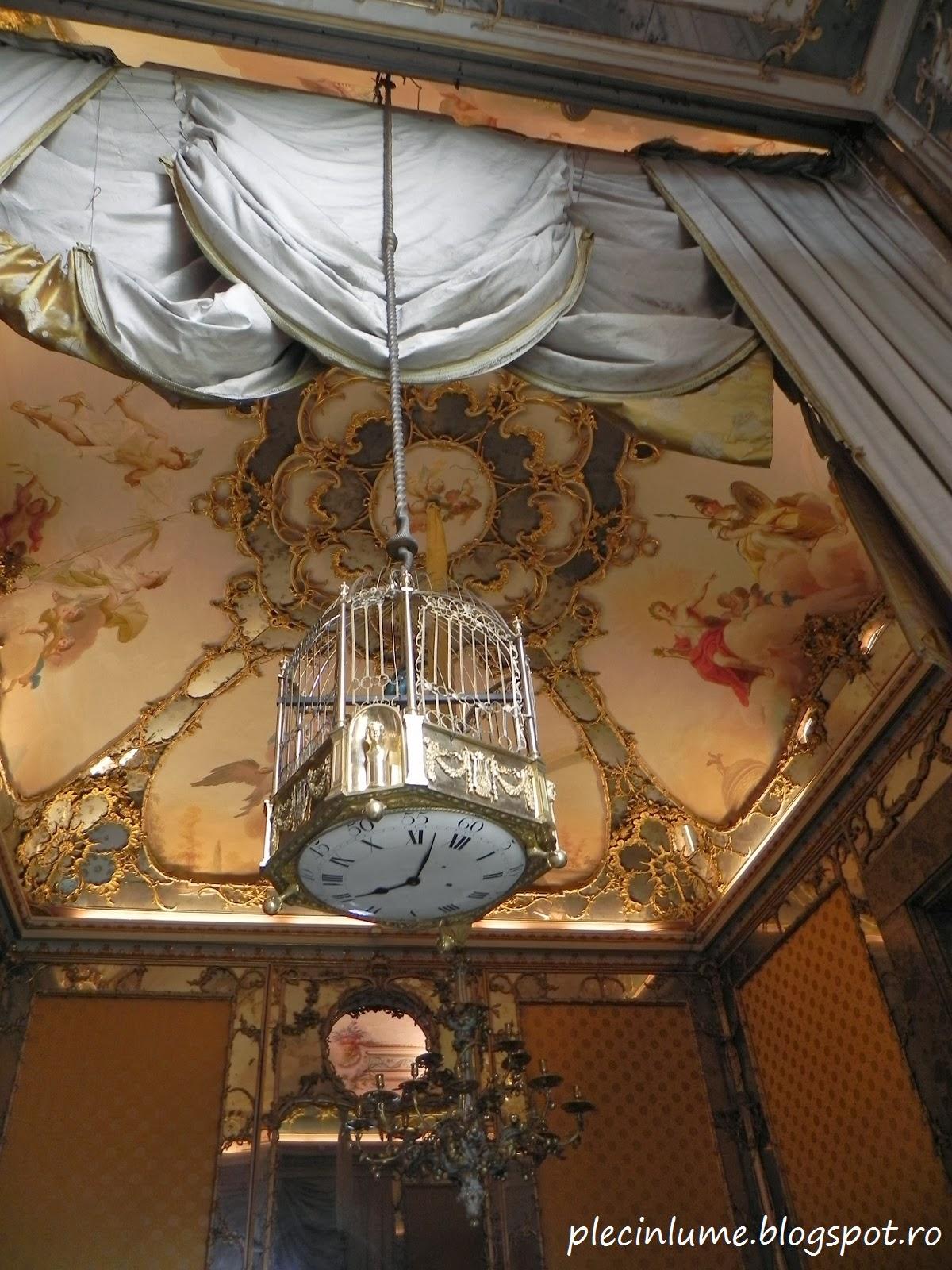 Colivie cu ceas in Caserta