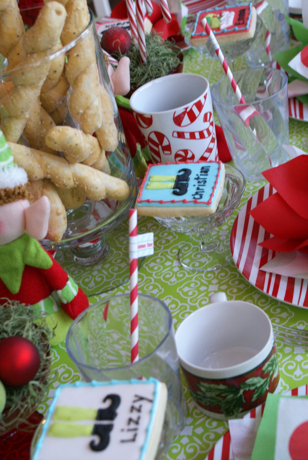 a little loveliness elf movie christmas party
