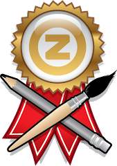 Zazzle Shop Award