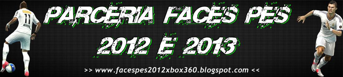 PARCERIA FACES PES 2012 E 2013