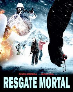 Resgate Mortal - DVDRip Dublado
