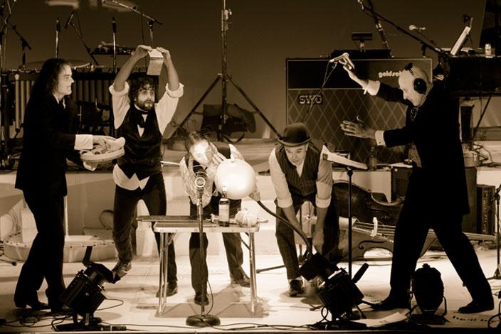 joeyjojo patrick and the spaghetti western orchestra