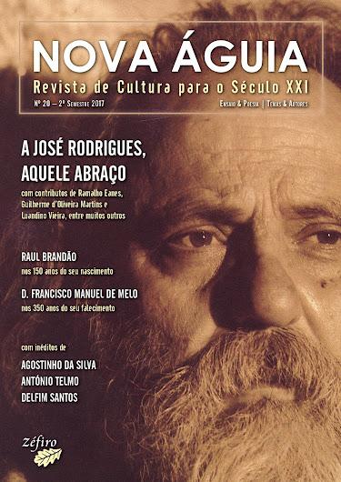 Capa da NOVA ÁGUIA 20