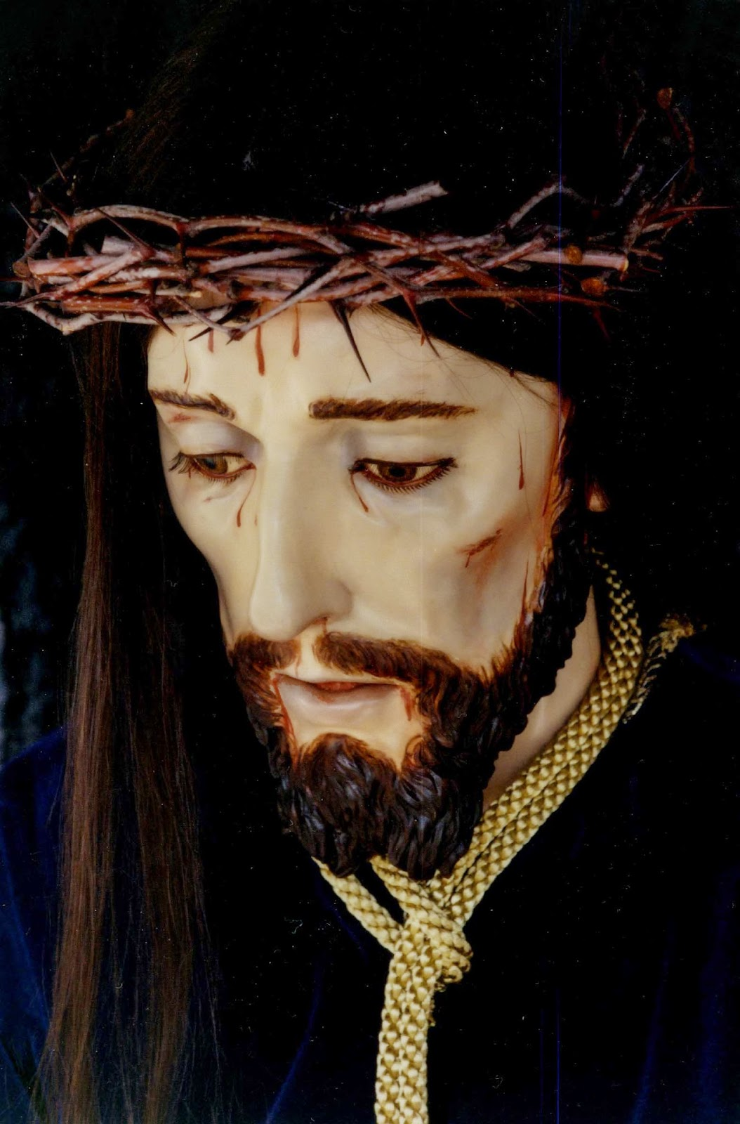 Cristo Misericordia La Algaida Arturo Serra Murcia escultura 3