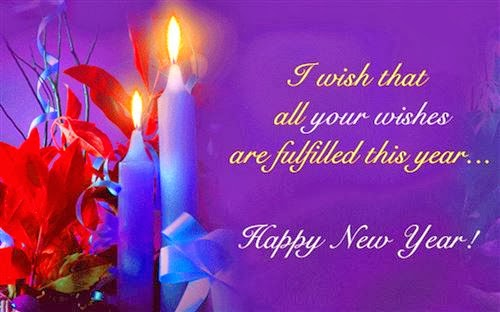 Best Free Download New Year Wishes 2015