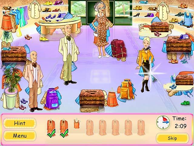 Игра модный бутик играть онлайн бесплатно