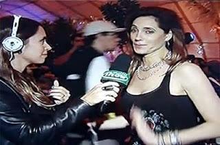 """Hoje é dia de Rock, bebê"": Christiane Torloni vira hit e musa do 'Rock In Rio'"