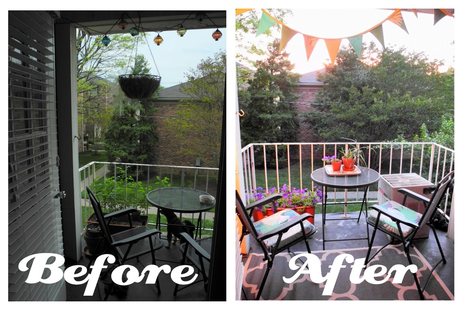 Hochbeet decor balkon for Balcony makeover