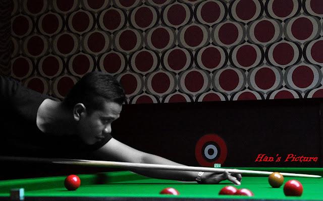 AUO SUNPOWER Snooker Tournament 2015