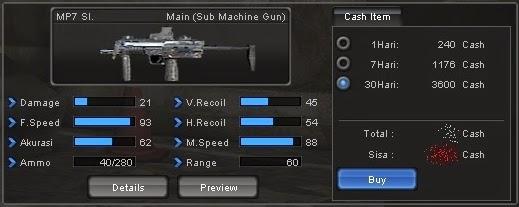senjata PB