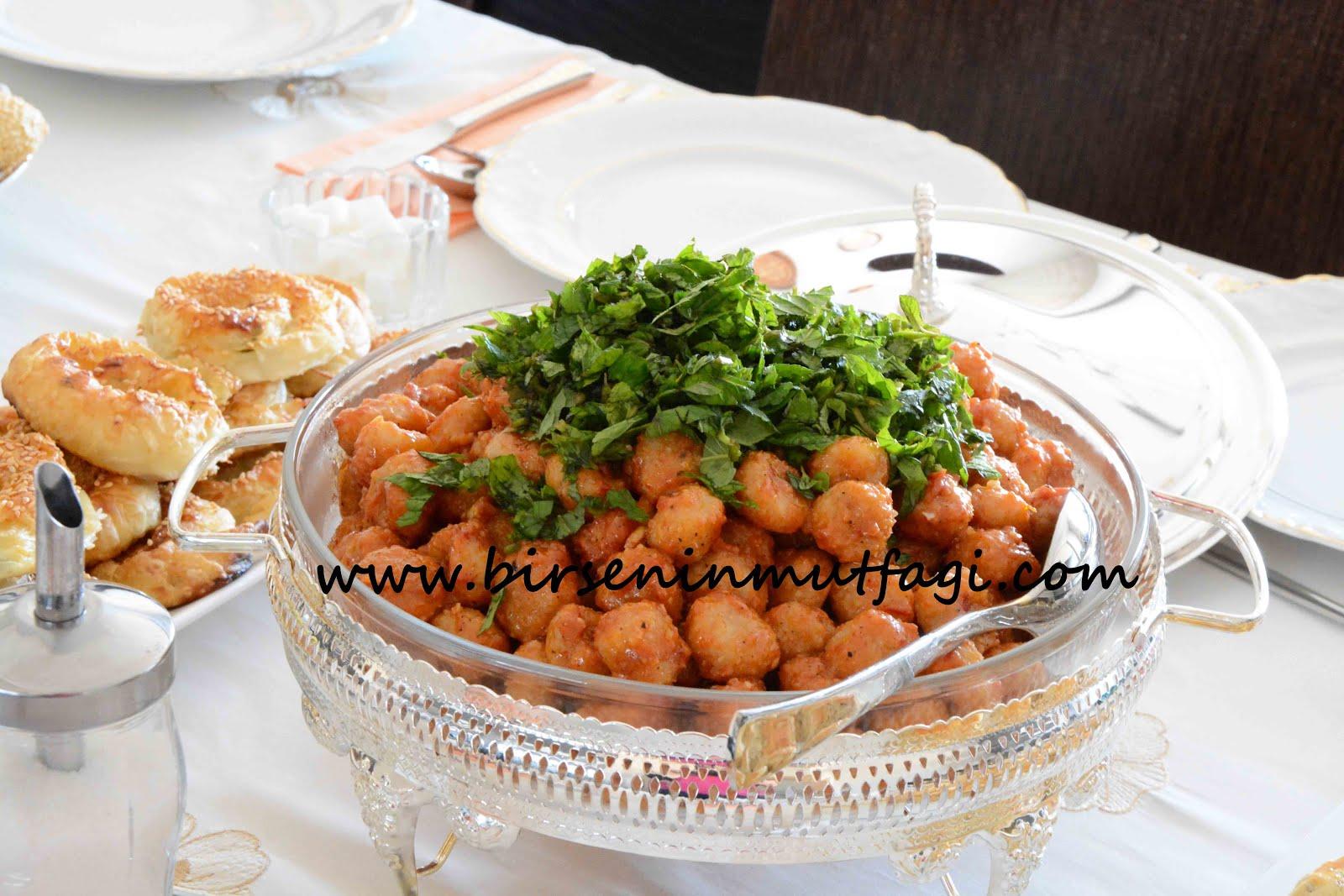 Fırında Tatlı Patatesli Somon Tarifi – Merve Özkaynak – Yemek Tarifleri