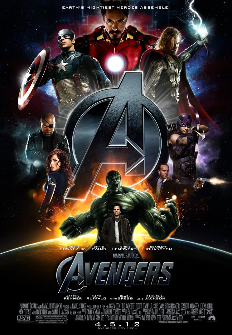 Film Review: Avengers *SQUEALS*