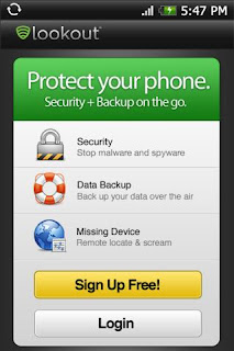 Lookout Security & Antivirus 6.7 apk android security app