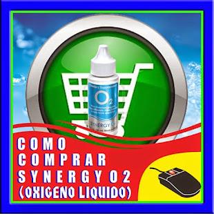 COMO COMPRAR SYNERGYO2(OXIGENO LIQUIDO)