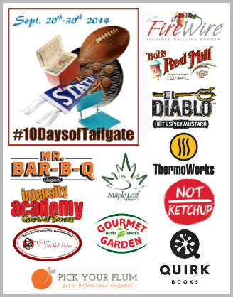 10 Days of Tailgate Sponsors