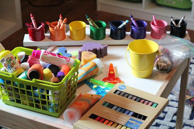 art, toddler, school, crafts