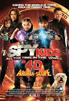 Điệp Viên Nhí 4 - Spy Kids 4: All The Time In The World 4d - 2011