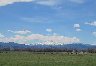 Snow-capped Rockies