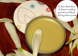 A home-made lip balm easy to make for all of you beauty lover!