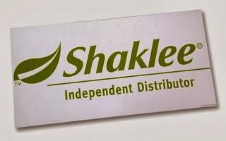 SHAKLEE ID : 1089975-NURUL HAYATI MD ISA