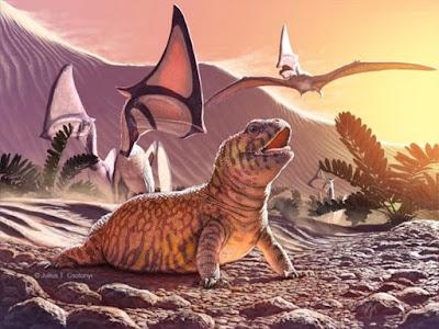 Nova espécie de lagarto de 80 milhões de anos é descoberta no Brasil