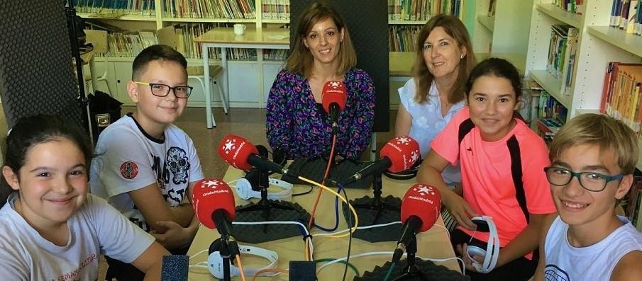 PREMIO PARA 'LA RADIO DEL COLE' (O. MADRID)