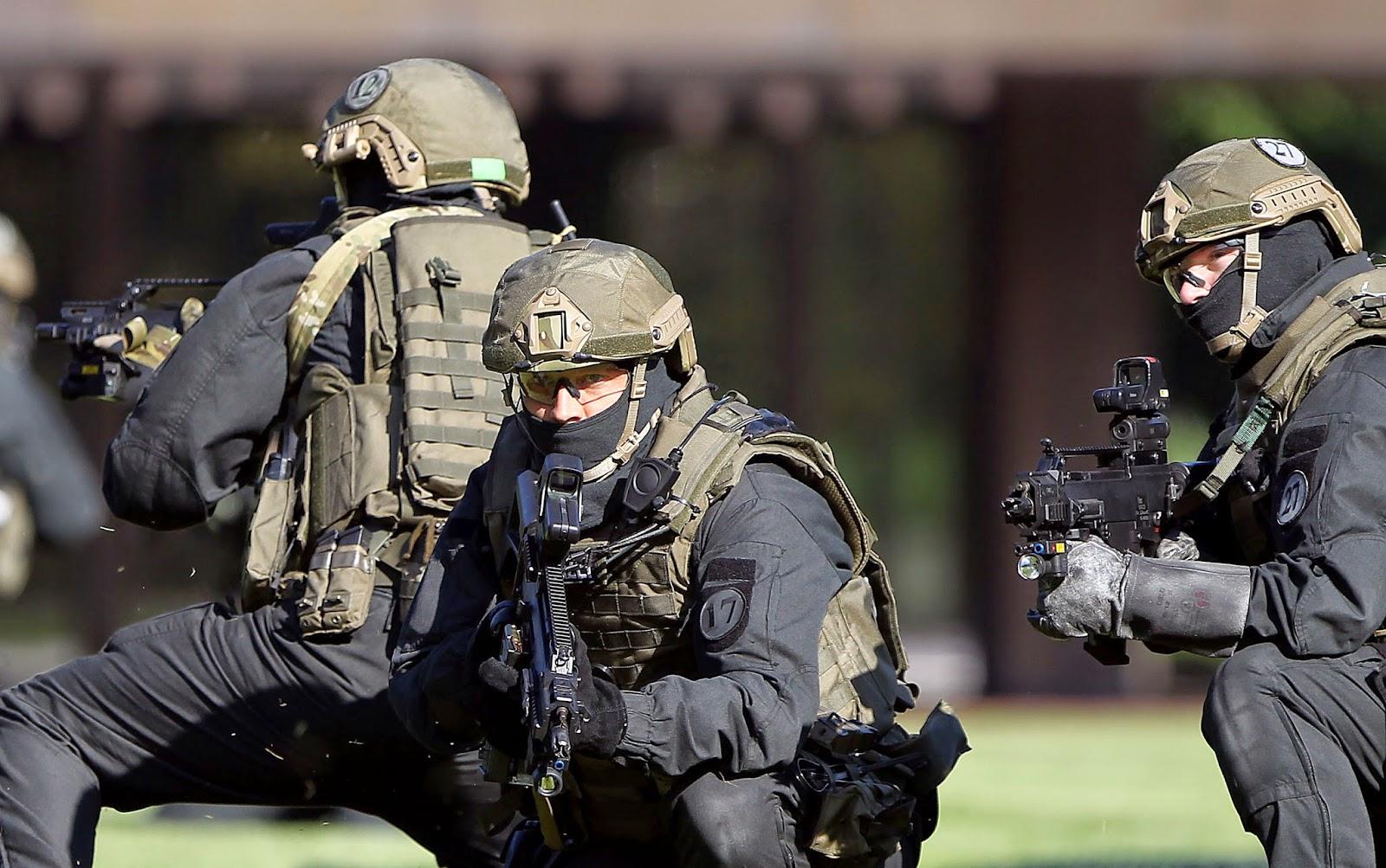 Resultado de imagen para argentina policias militarizadas
