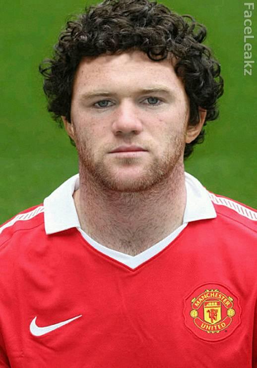 Foto Penampilan Wayne Rooney Setelah Menjalani Pencangkokan Rambut - Faceleakz
