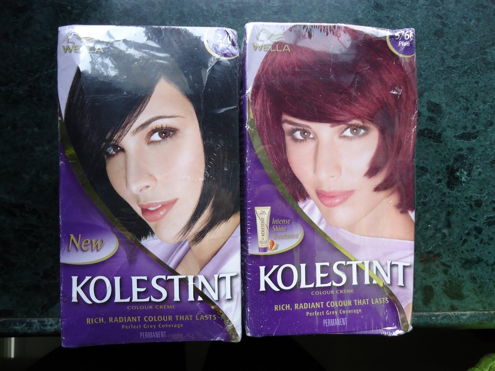 Wella Kolestint Hair Color Review New Love Makeup