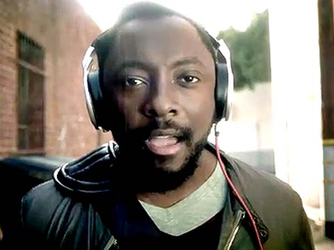 will i am black eyed peas. Will.i.am has his own fashion