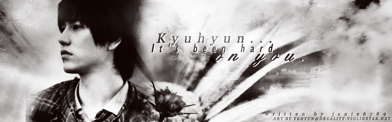 Kyuhyun... It's been hard on you. - jonghyun kyuhyun leeteuk seniority superjunior supermanager - main story image