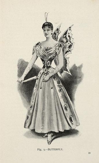 sc 1 st  Isisu0027 Wardrobe & Isisu0027 Wardrobe: A book on Victorian masquerade costumes
