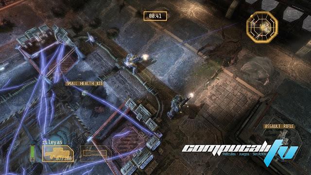 Alien Breed 3 Descent PC Full Español