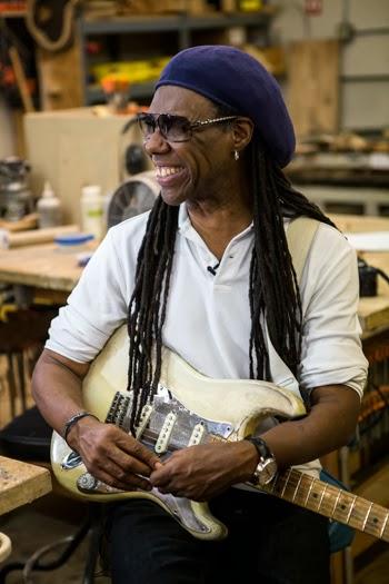 Nile Rodgers' Hitmaker Stratocaster