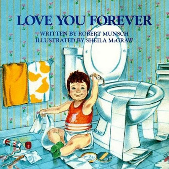 Love you forever book online ontario