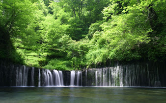 #15 Waterfall Wallpaper