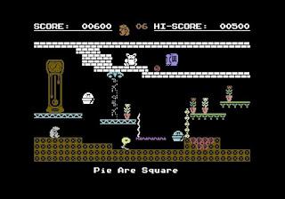 Captura de pantalla Monty On the Run durante el desarrollo de una partida