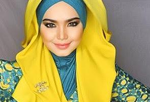 Malaysia, Artis Malaysia, Hiburan, Selebriti, Siti, Bakal, Rakam, Album, Lancar, koleksi, tudung, Siti Nurhaliza, Siti Scarf, Ramadan. jadual