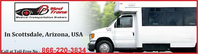 Non Emergency Hospital Transport in Scottsdale