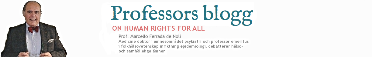 Professors blogg