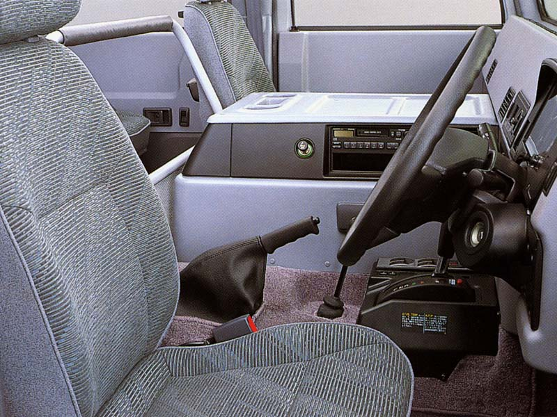 tamerlane s thoughts toyota mega cruiser interior