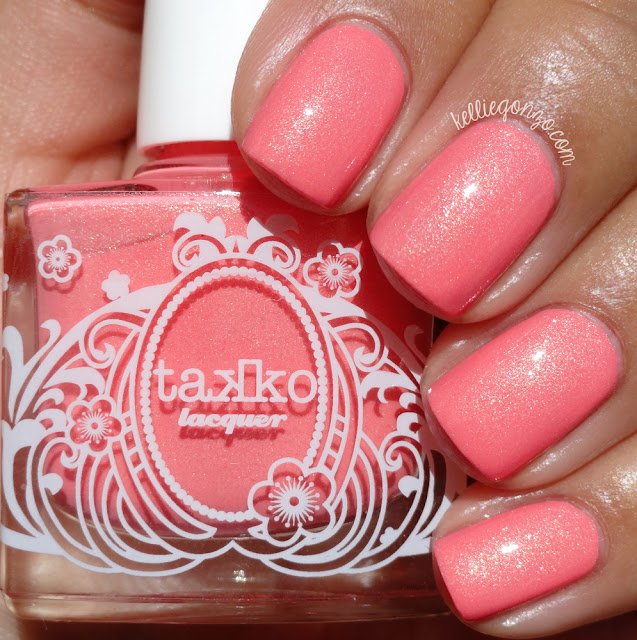 Takko Lacquer Afternoon Delight