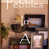 PEBBLES ON THE BOOK SHELF