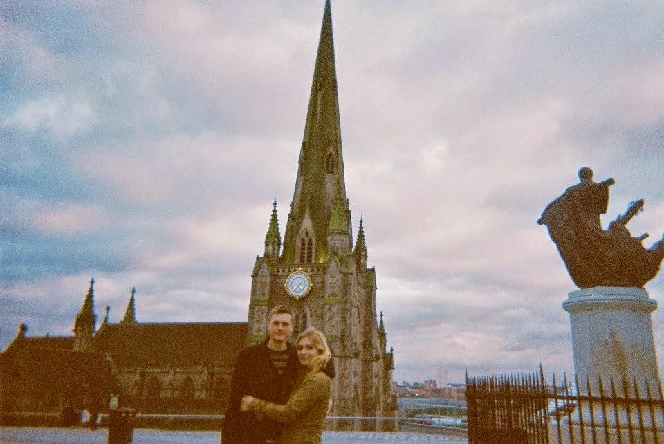Birmingham St Martins Church
