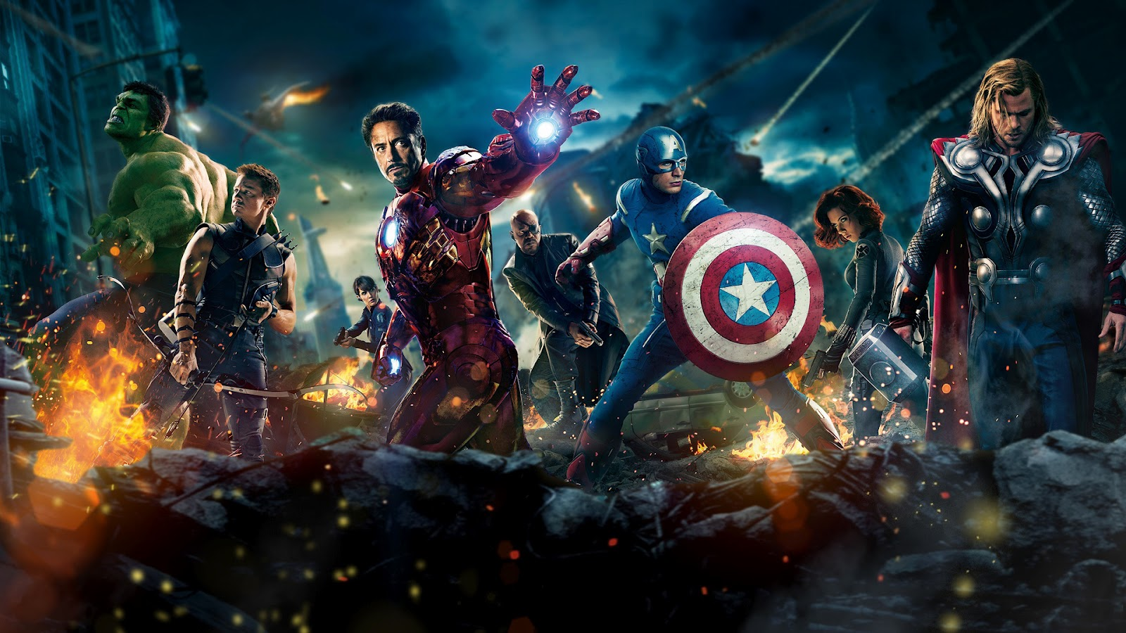 wallpapers hd los vengadores advengers hd wallpapers
