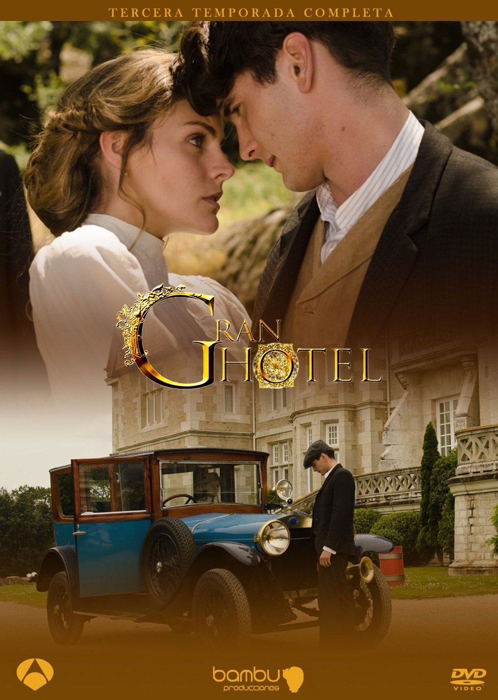 Gran Hotel - Tercera Temporada (2013) Parte 2