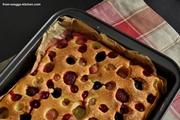 Schneller Beerenkuchen