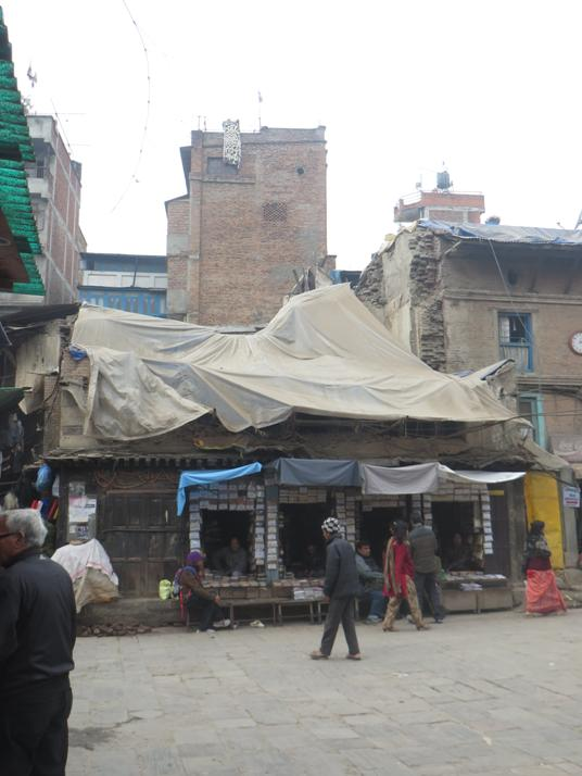 地震からの復興