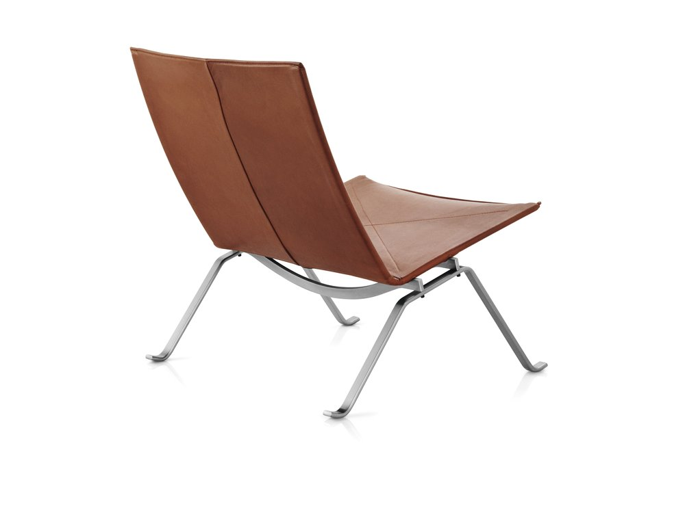 Fritz Hansen PK22 Modern Lounge Chair by Poul Kjaerholm | Stardust ...