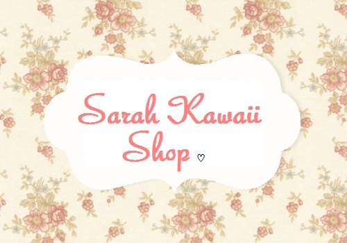 Sarah Rafika 's Online shop